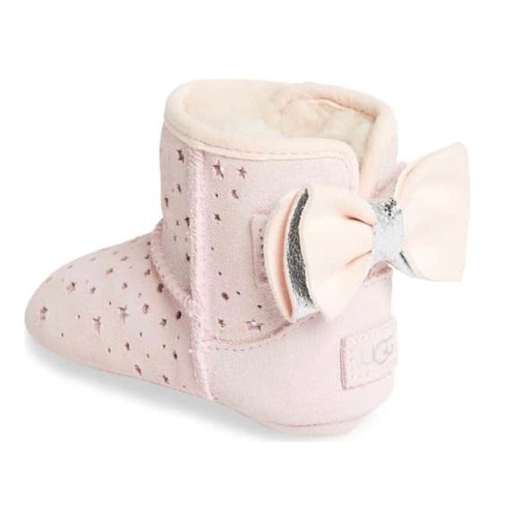 9b90cce7136 NWT/B Ugg Jesse Bow II Stargirl infant crib boots NWT